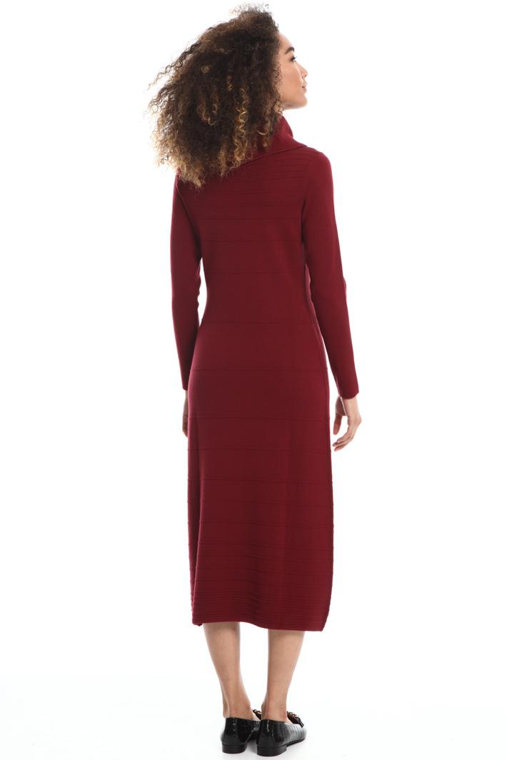 Abito in maglia di viscosa Fashion Market