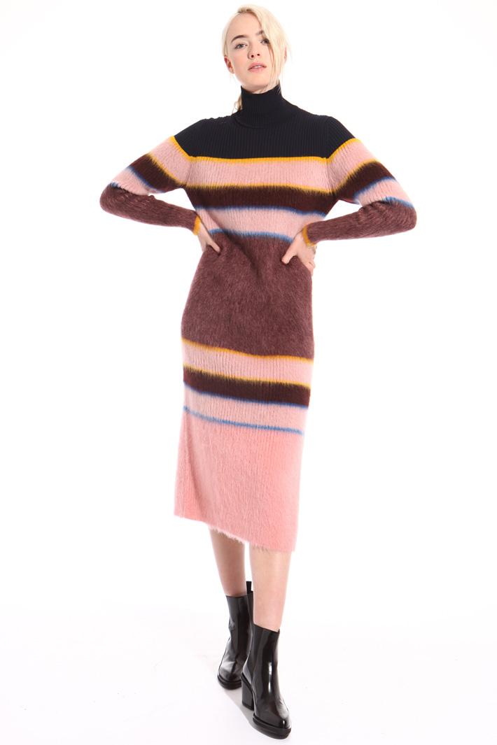 Abito in lana mohair Fashion Market