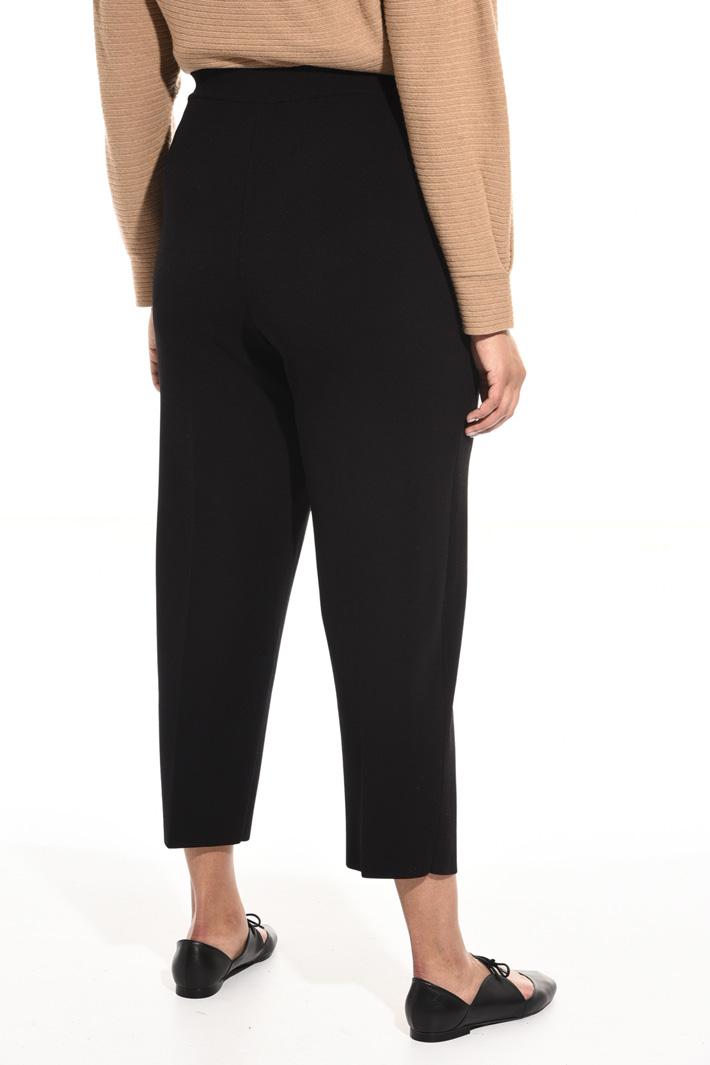 Pantaloni in maglia Fashion Market