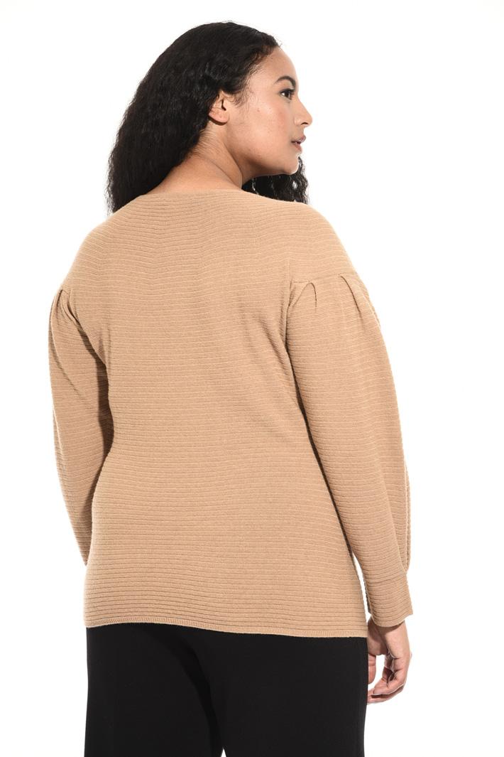 Maglia in lana misto cachemire Fashion Market