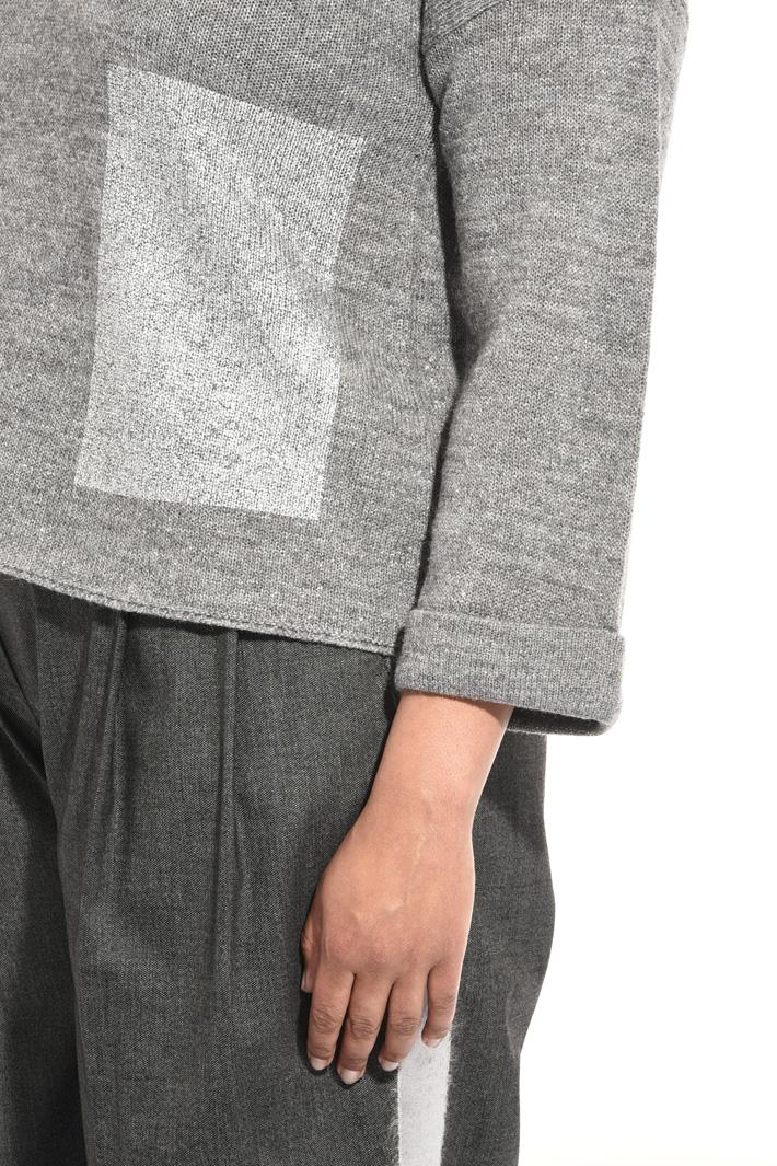 Maglia in alpaca e lurex Fashion Market