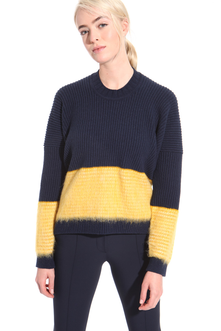 Maglia in lana angora Fashion Market