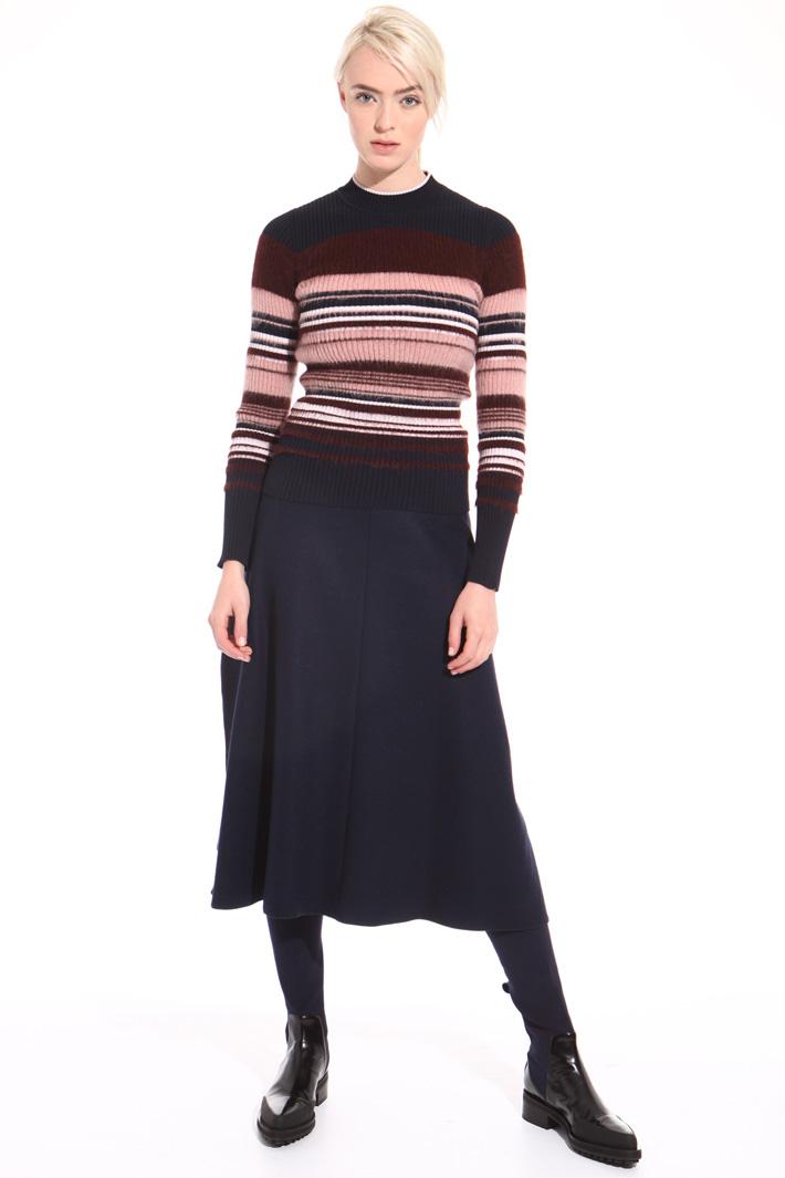 Maglia in lana mohair Fashion Market