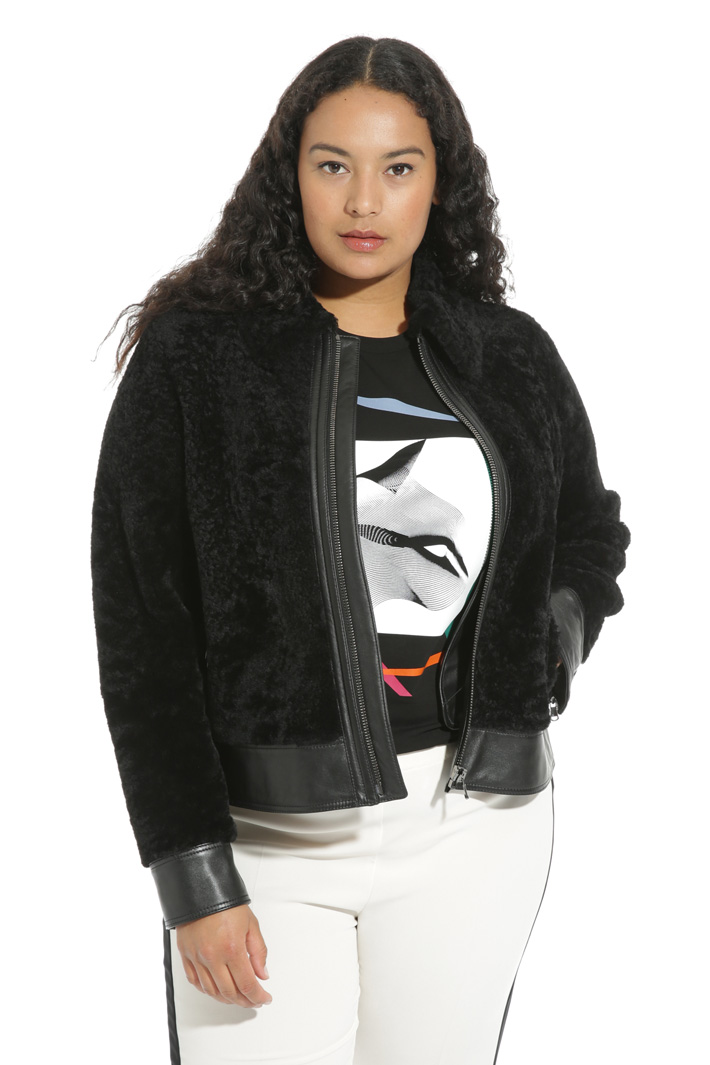 Bomber in montone Fashion Market