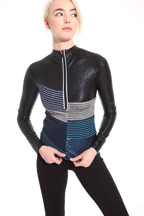 Maglia in jersey lurex Fashion Market