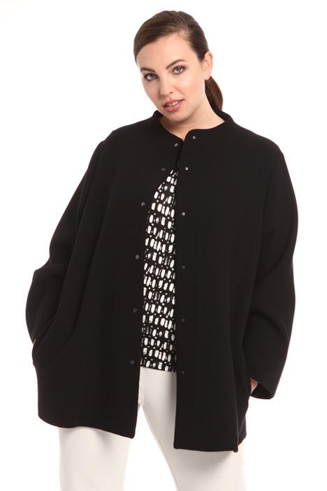 Giacca in double di lana Fashion Market
