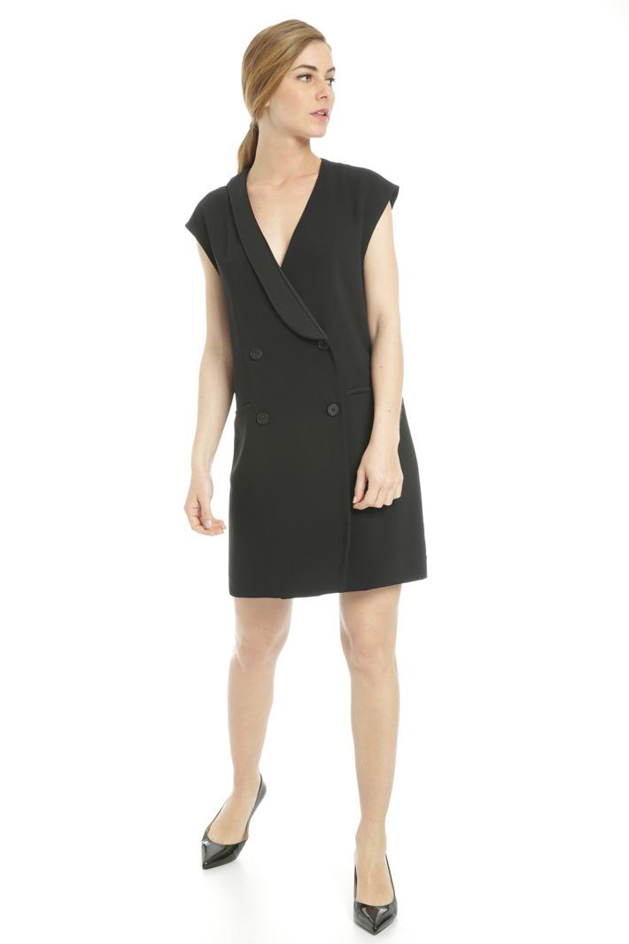 Mini abito doppio petto Fashion Market