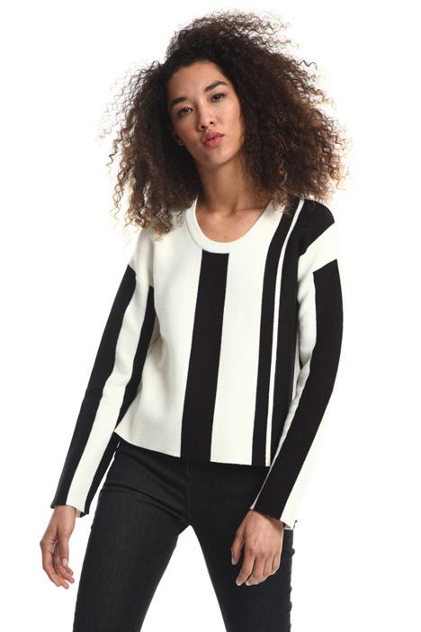 Maglia in cotone e lana Fashion Market