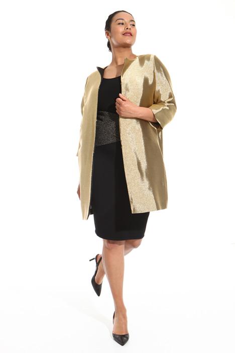 Giacca effetto maglia metallica Fashion Market