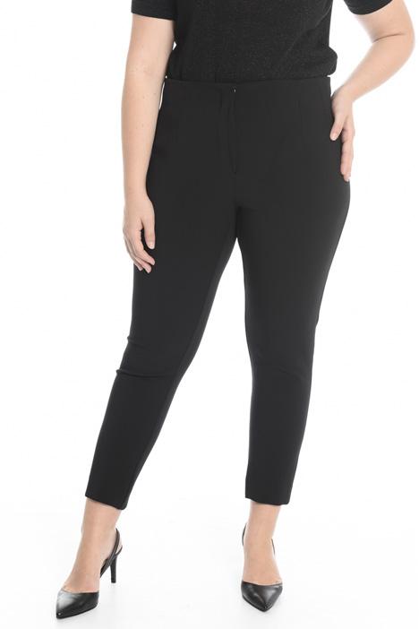 Pantaloni in crêpe  Fashion Market