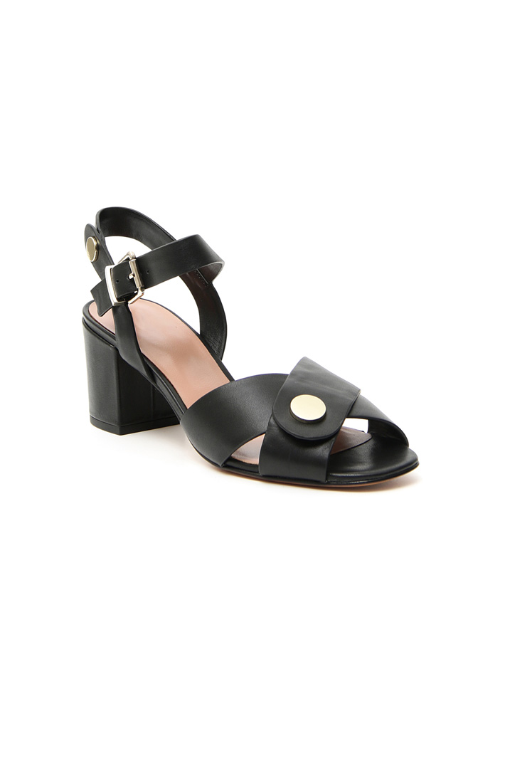 Sandalo in pelle Fashion Market