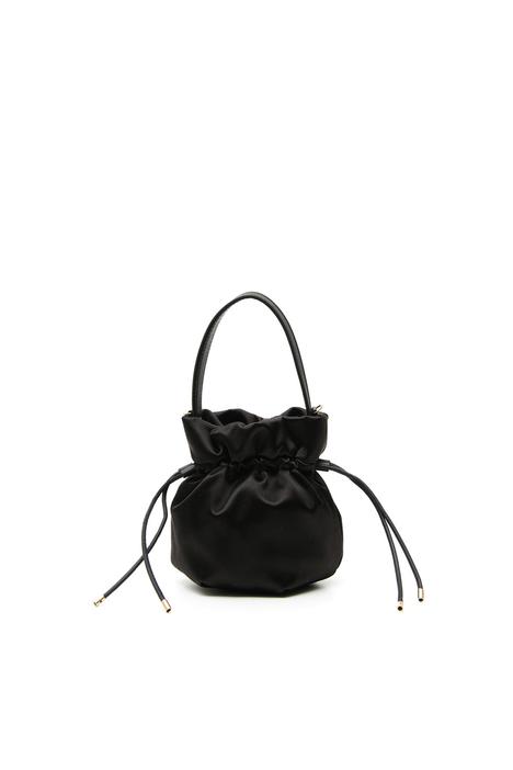 Mini sacca in raso Fashion Market