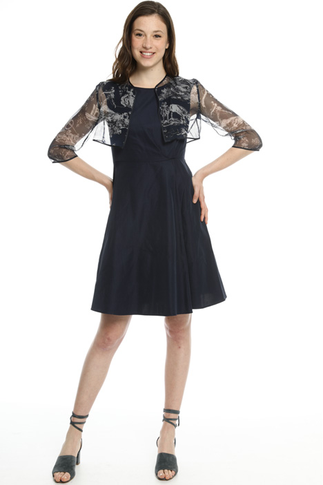 Giacca corta in organza Fashion Market