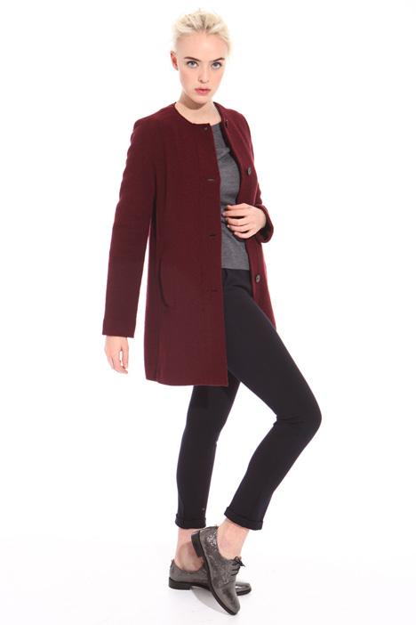 Soprabito in lana cotta Fashion Market