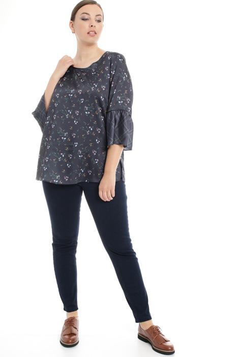 Jeans leggings fit in denim Fashion Market