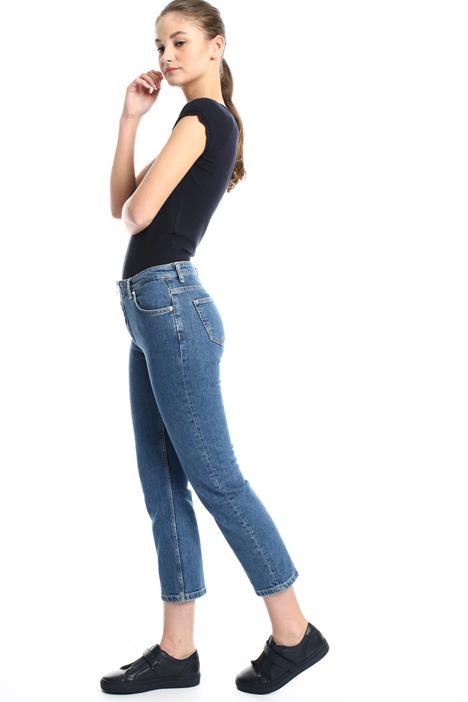 Pantalone in denim Fashion Market