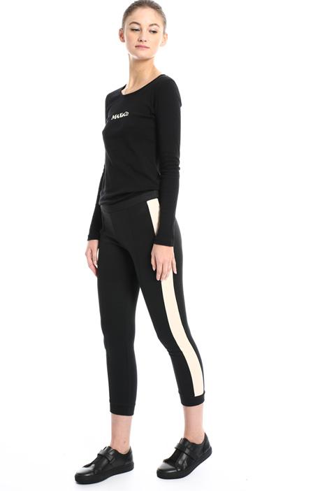 Pantalone comfort in jersey Fashion Market