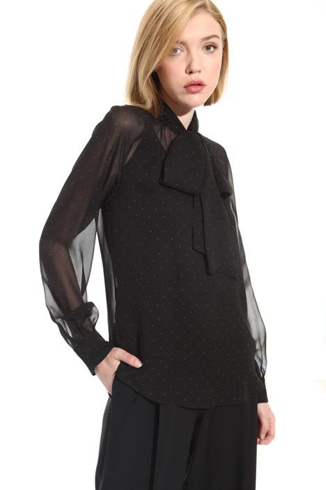 Blusa in pura seta Fashion Market