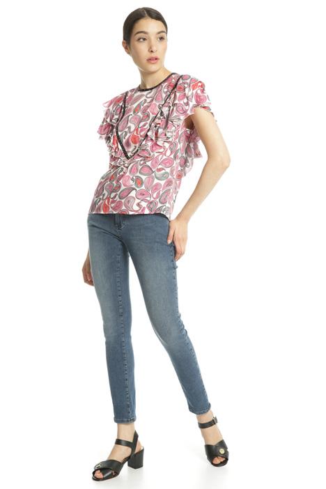 Blusa in viscosa leggera Fashion Market